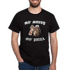 Funny Squirrel - Mo Money, Mo Pizza T-Shirt