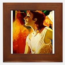 REDHEAD Framed Tile