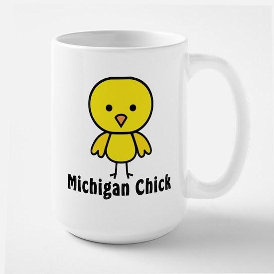 Michigan Chick Mugs