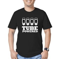 Tube Freak Black T-Shirt