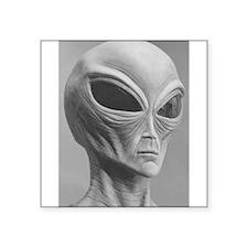 Alien Grey 11 Sticker