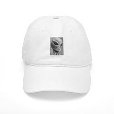 Alien Grey 11 Baseball Baseball Cap