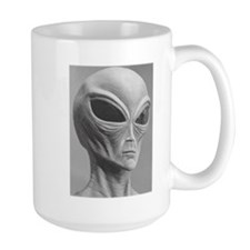 Alien Grey 11 Mugs