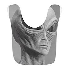 Alien Grey 11 Bib