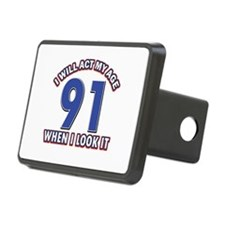 Act 91 years old Hitch Cover
