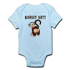 Monkey Butt New Begining Body Suit