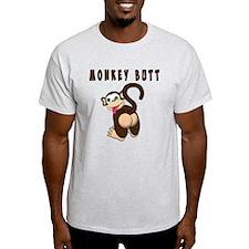 Monkey Butt New Begining T-Shirt