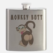 Monkey Butt New Begining Flask