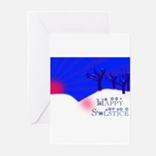 Solstice Cards (Pk of 10) Greeting Cards