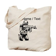 SWAT Team Officer Tote Bag