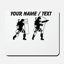 SWAT Team Mousepad