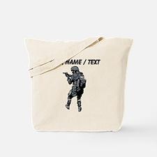 SWAT Team Member Tote Bag