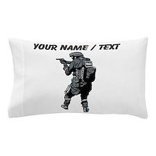 SWAT Team Member Pillow Case