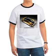Yellow Lamborghini T-Shirt