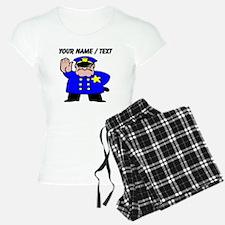 Mean Policeman Pajamas