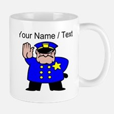 Mean Policeman Mugs