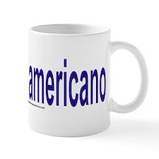 """""""I am not American"""" Portuguese Mug"""