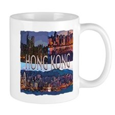 Hong Kong Mugs
