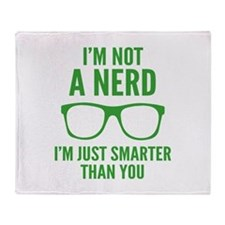 I'm Not A Nerd. I'm Just Smarter Than You. Stadium