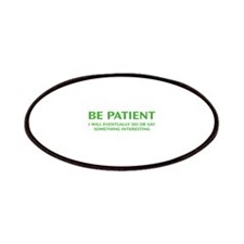 Be Patient Patches