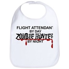 Zombie Hunter - Flight Attendant Bib