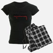 Zombie Hunter - Flight Attendant Pajamas