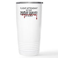 Zombie Hunter - Flight Attendant Travel Mug