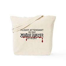 Zombie Hunter - Flight Attendant Tote Bag
