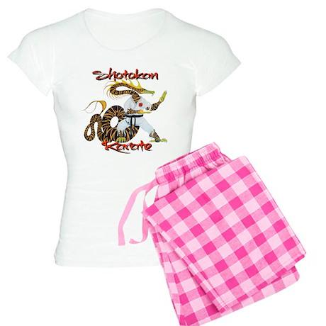 Shotokan Karate Dragon Design Pajamas