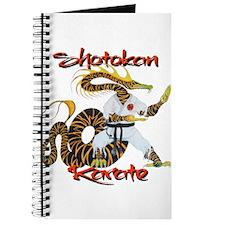Shotokan Karate Dragon Design Journal