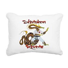 Shotokan Karate Dragon Design Rectangular Canvas P