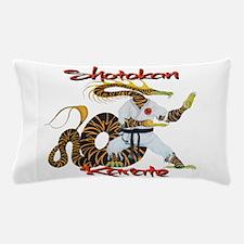 Shotokan Karate Dragon Design Pillow Case