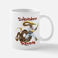 Shotokan Karate Dragon Design Mugs