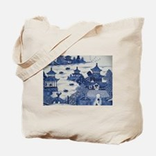 PORCELAIN CHINA ANTIQUE Tote Bag