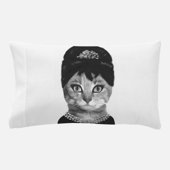 DIVA CAT Pillow Case