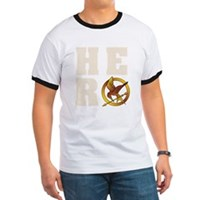 Hunger Games Hero Ringer T