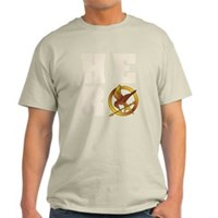 Hunger Games Hero Light T-Shirt