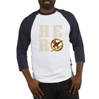 Hunger Games Hero Baseball Jersey