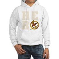 Hunger Games Hero Hooded Sweatshirt