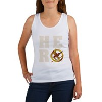 Hunger Games Hero Women's Tank Top