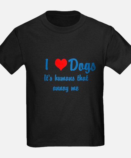 Humans annoy me T-Shirt