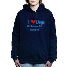 Humans annoy me Hooded Sweatshirt