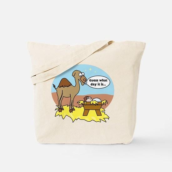 Christmas Hump Day Tote Bag