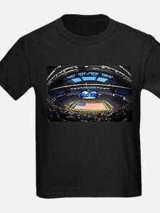 US Flag in Stadium T-Shirt