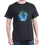 Earth Day : Stop Global Warming Dark T-Shirt