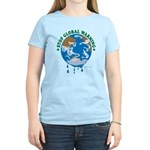 Earth Day : Stop Global Warming Women's Light T-Sh