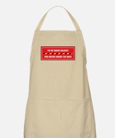I'm the Biologist BBQ Apron