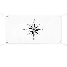 Compass Rose Banner