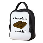 Chocolate Junkie Neoprene Lunch Bag