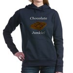 Chocolate Junkie Hooded Sweatshirt